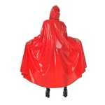 PUL PVC - Retro Cape Regencape 50er lang CA12 LONG FIFTIES CAPE