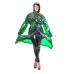 PUL PVC - Mantel Regenmantel Folienmantel Plastikregenmantel RA02 - ALLE FARBEN & GRÖSSEN