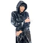 PUL PVC - Damen - Regenmantel modern RA22 MODERN GIRL RAINMAC ALLE GRÖSSEN & FARBEN