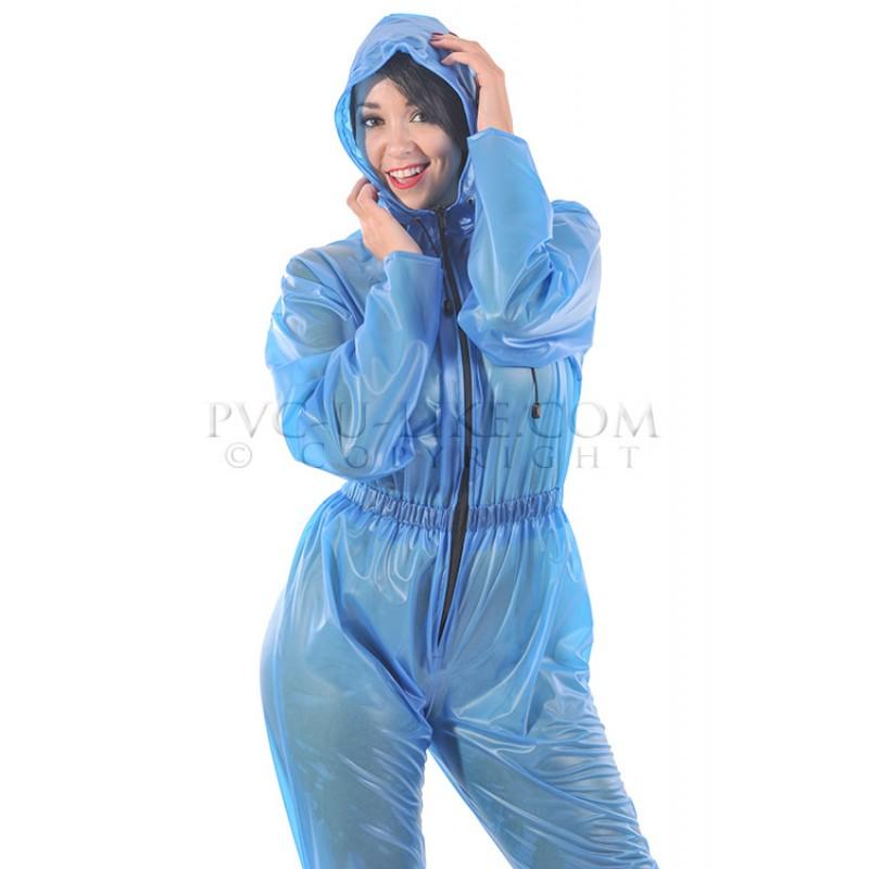 Ladies Fashion Boiler Suit